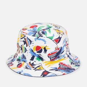 Polo Ralph Lauren Boys' Bucket Hat - Bear-Waiian Print