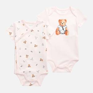 Polo Ralph Lauren Baby Set of 2 Body Suits - Pink
