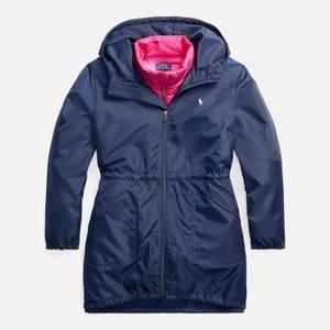 Polo Ralph Lauren Girls' 3-In-1 Jacket - Navy