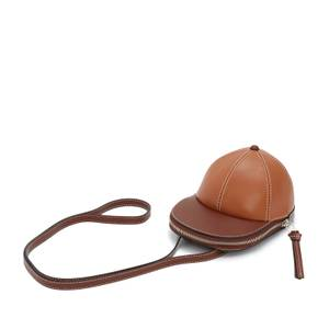 JW Anderson Women's Midi Cap Bag - Chocolate/Pecan