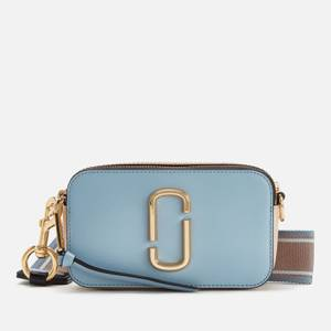 Marc Jacobs Women's Snapshot - Skyline Blue Multi
