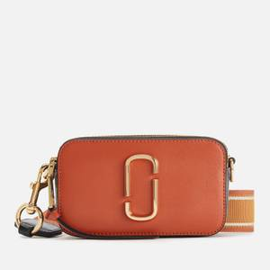 Marc Jacobs Women's Snapshot - Saddle Brown Multi