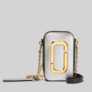 Marc Jacobs Women's The Hot Shot - Silver Multi