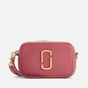 Marc Jacobs Women's The Softshot 17 - Dusty Ruby