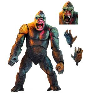 NECA King Kong Illustrated Ultimate 7 Inch Scale Action Figure