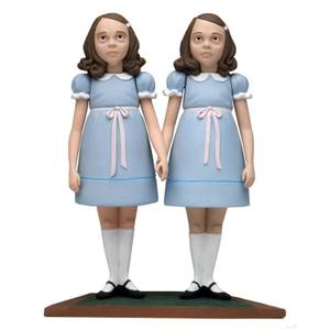 NECA The Shining The Grady Twins Toony Terrors 6 Inch Action Figures