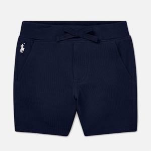 Polo Ralph Lauren Boys' Mesh Knit Shorts - French Navy