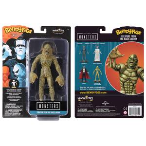 Universal Monsters Creature from the Black Lagoon Bendyfig