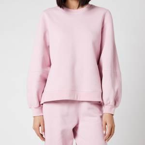 Ganni Women's Software Isoli Sweatshirt - Sweet Lilac