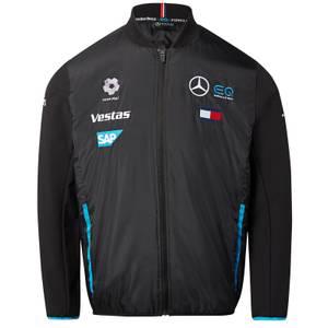2021 Unisex Black Team Softshell Jacket