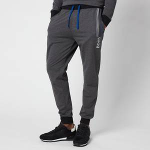 BOSS Loungewear Men's Authentic Pants - Dark Grey