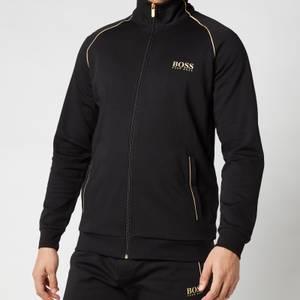 BOSS Loungewear Men's Tracksuit Jacket - Black