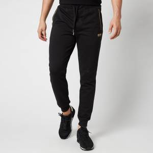BOSS Loungewear Men's Tracksuit Pants - Black