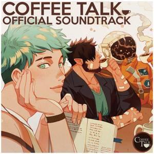 Coffee Talk (Original Soundtrack) 180g 2xLP (Matcha Green & Coffee Brown)