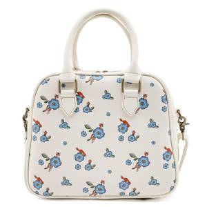Loungefly Disney Fox and Hound AOP Floral Crossbody