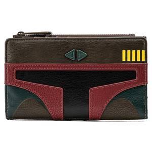 Loungefly Star Wars Boba Fett Flap Wallet