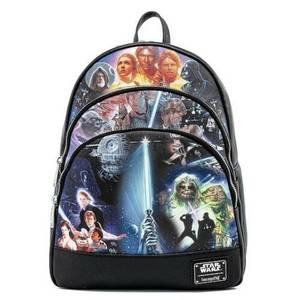 Loungefly Star Wars Original Trilogy Backpack