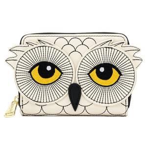 Loungefly Harry Potter Hedwig Howler Zip Around Wallet