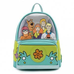 Loungefly Scooby Doo Mystery Machine Mini Backpack