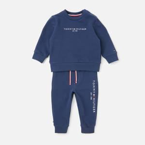 Tommy Hilfiger Baby Essential Set - Navy