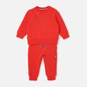 Tommy Hilfiger Baby Essential Set - Red