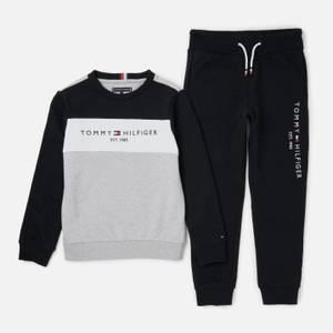 Tommy Hilfiger Boys' Essential Colorblock Set - Grey/Colorblock