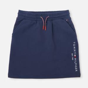 Tommy Hilfiger Girls' Essential Skirt - Navy