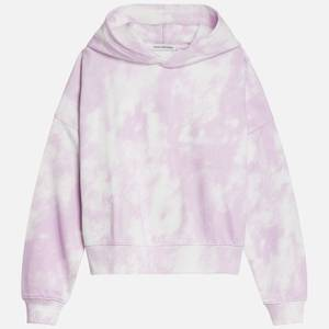 Calvin Klein Jeans Girl's Cloud Aop Relaxed Hoodie - Digital Cloud