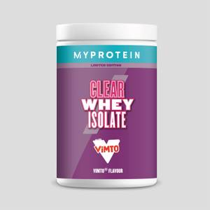 Clear Whey Isolate – Vimto