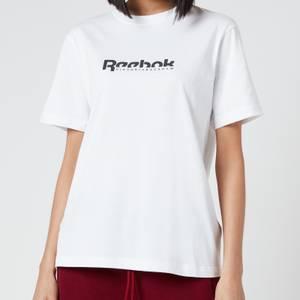 Reebok X Victoria Beckham Women's RBK VB T-Shirt - White