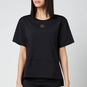 adidas by Stella McCartney Women's Truestrength Loose T-Shirt - Black
