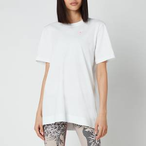 adidas by Stella McCartney Women's Cotton T-Shirt - White