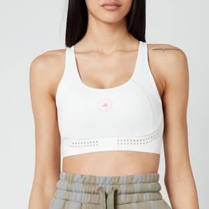 adidas by Stella McCartney Women's Truepurpose Medium Support Bra - White