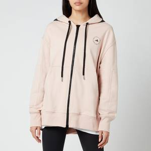 adidas by Stella McCartney Women's Asmc Sportswear Hooded Sweatshirt - Pearos