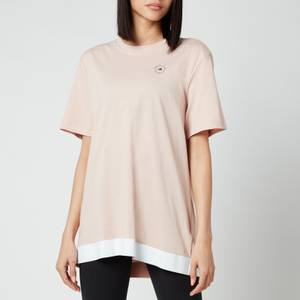 adidas by Stella McCartney Women's Cotton T-Shirt - Pearos