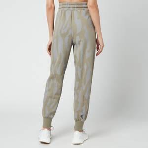 adidas by Stella McCartney Women's Asmc Sportswear College Sweatpants - Clay/Dove Grey
