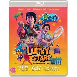 The Lucky Stars 3-Film Collection (Eureka Classics)