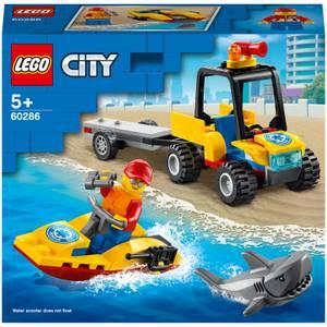 LEGO® City: Strand-Rettungsquad (60286)
