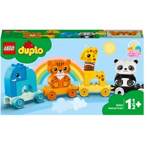 LEGO DUPLO : Le train des animaux pour les tout-petits (10955)