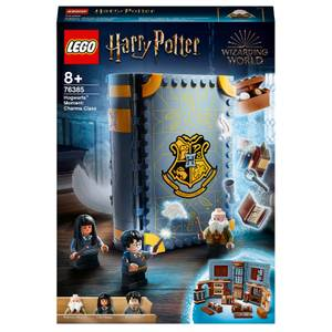 LEGO® Harry Potter™: Lezione di incantesimi a Hogwarts™ (76385)