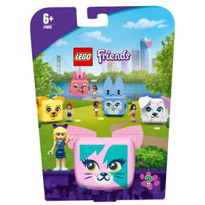LEGO Friends: Stephanie's Cat Cube Playset (41665)