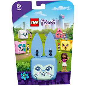 LEGO® Friends: Il cubo del Coniglietto di Andrea (41666)