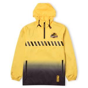 Original Hero Unisex Jurassic Park Overhead Anorak - Yellow