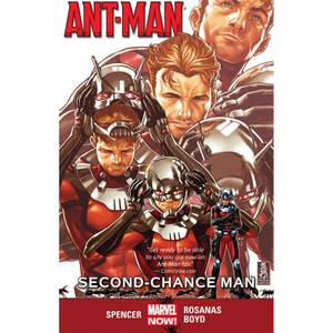 Marvel Ant-Man Volume 1 Graphic Novel Paperback