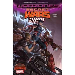Marvel Secret Wars 2099 Graphic Novel Paperback