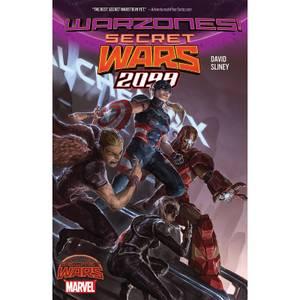 Marvel Secret Wars 2099 Graphic Novel Paperback