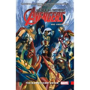 Marvel All New All Different Avengers 01 : Magnificent Seven Roman graphique Broché