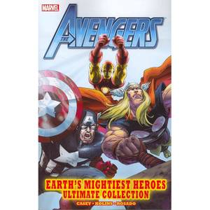 Marvel Avengers: Earth's Mightiest Heroes Ultimate Collection Graphic Novel Paperback