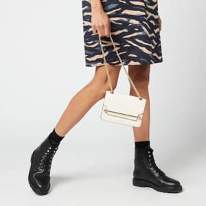 Strathberry Women's East/West Mini Shoulder Bag - Vanilla
