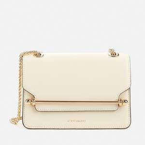 Strathberry Women's East/West Mini Shoulder Bag - Vanilla